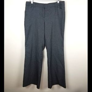 NEW YORK AND COMPANY Size 12 Tweed Style Pants